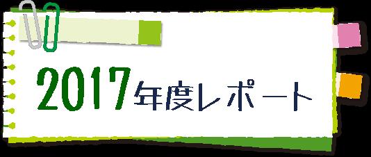 2017年度レポート